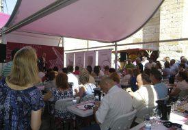 Roadshow La Cultura del Vino. Fundación Tierra de Viñedos