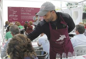 Roadshow Programa La Cultura del Vino. Fundación Tierra de Viñedos